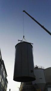 tanks toro equipment
